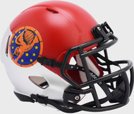 Air Force Falcons Tuskegee 99th Limited Edition NCAA Mini Speed Football Helmet
