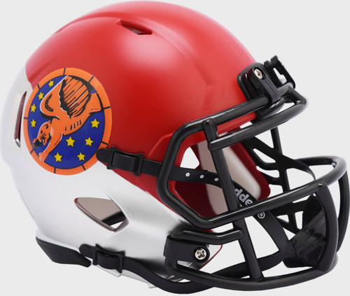 Air Force Falcons Tuskegee 99th Limited Edition NCAA Mini Speed Football Helmet