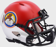 Air Force Falcons Tuskegee 100th Limited Edition NCAA Mini Speed Football Helmet