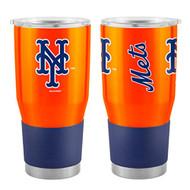 New York Mets Orange MLB 30 oz. Curved Ultra Tumbler Mug
