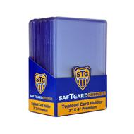 "1 full case of 1000 Premium 3"" x 4"" Toploaders STG"