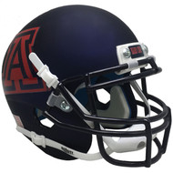 Arizona Wildcats Alternate Matte Navy Schutt Full Size Replica Football Helmet