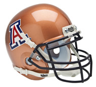 Arizona Wildcats Alternate Copper Schutt Mini Authentic Helmet