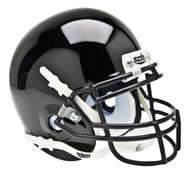 Army Black Nights Alternate Black Schutt Mini Authentic Helmet