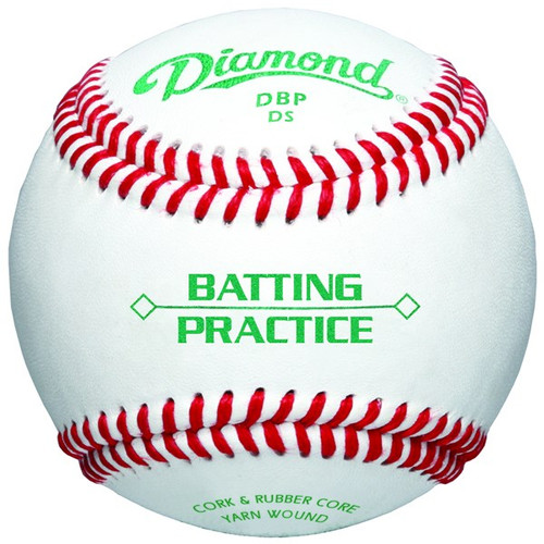 Diamond DBP Batting Practice Baseballs