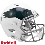 Philadelphia Eagles 1969-1973 Throwback SPEED Riddell Full Size Replica Football Helmet
