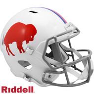 Buffalo Bills 1965-1973 Throwback SPEED Riddell Full Size Replica Football Helmet