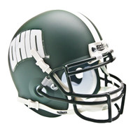 Ohio University Bobcats Alternate Green Schutt Mini Authentic Helmet