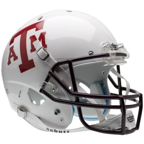 Texas A&M Aggies Alternate White Schutt Full Size Replica XP Football Helmet