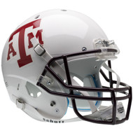 Texas A&M Aggies Alternate White Schutt Full Size Replica XP Football Helmet