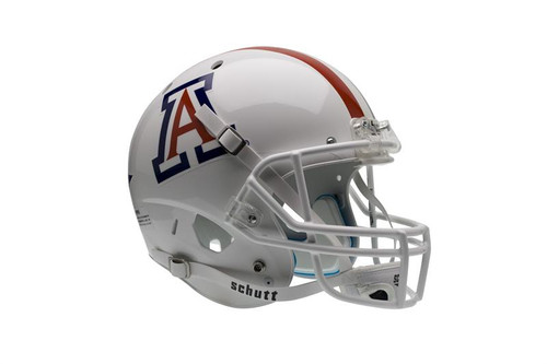 Arizona Wildcats Alternate White Schutt Full Size Replica XP Football Helmet