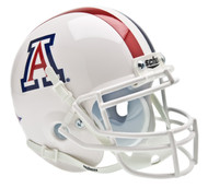 Arizona Wildcats Alternate White Schutt Mini Authentic Helmet