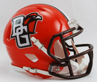 Bowling Green Falcons NCAA Revolution SPEED Mini Helmet