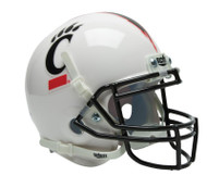 Cincinnati Bearcats Alternate WHITE Schutt Mini Authentic Helmet
