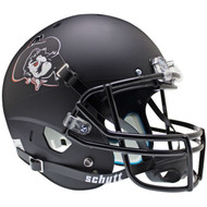 Oklahoma State Cowboys Black Matte Pistol Pete Schutt Full Size Replica XP Football Helmet