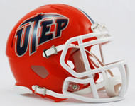 Texas El Paso (UTEP) Miners NCAA Riddell Speed Mini Helmet