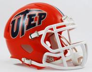Texas El Paso (UTEP) Miners NCAA Riddell Speed Mini Helmet