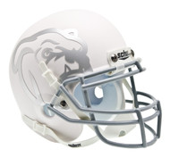 Mississippi State Bulldogs Alternate White Schutt Mini Authentic Helmet