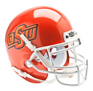 Oklahoma State Cowboys Alternate Orange Schutt Mini Authentic Helmet