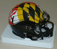 Maryland Terrapins Alternate Pride NCAA Revolution SPEED Mini Helmet