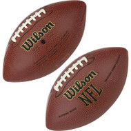 WILSON NFL Super Grip Performance Composite Leather Junior Football
