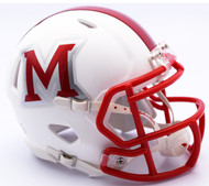 Miami-Ohio Redhawks Revolution SPEED Mini Helmet