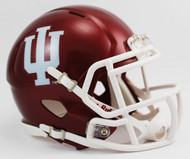 Indiana Hoosiers NCAA Riddell SPEED Mini Helmet