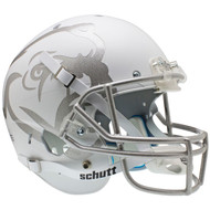 Mississippi State Alternate White Bulldog Schutt Full Size Replica XP Football Helmet