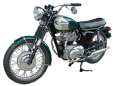 Classic English Motorcycles