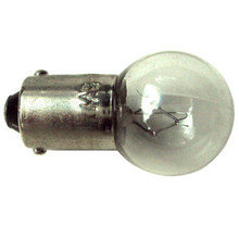 Bulb, Pilot, 12-Volts, 3-Watts, Push In and Turn, BSA, Norton, Triumph Motorcycles, 989