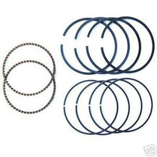 Piston Ring Set, 76mm, 1973 to 1980 Triumph TR7 and T140 750cc Motorcycles, Emgo 18-89400
