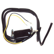 12 Volt Ignition Coil, Dual Leads, Use with Boyer/Pazon/Vape Ignitions, BSA, Norton, Triumph Motorcycles