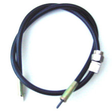 28 in. Tachometer Cable, BSA 1971 BSA Rocket III, Triumph 1966-1973 T100, 1966-1970 TR6 & T120, 1971-1973 T150 Trident Motorcycles, 60-0578, 60-3933, 60-7013, DF9111/0024, Made in England