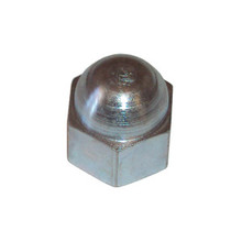 Dome Nut, Gear Box Cover, Chrome Plated, 97-1531