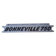 Motif, Bonneville 750, Silver/Black, Triumph Motorcycles, 60-7054