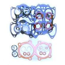 Gasket Set, Top End Only, 1963-1972 Triumph 650cc Motorcycles, 99-0027, Emgo 13-37720