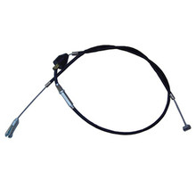 60-2076 Brake Cable, Front, with Switch, BSA, Triumph Motorcycles, 60-2076, 60-2050, 68-8600, Emgo 26-82761