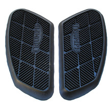Gas Tank Knee Pad Set, 1968-70 Triumph 82-8192/3
