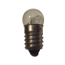 Instrument Light Bulb, 12Volts, 3Watts, Screw-In, BSA, Norton, Triumph Motorcycles, 987
