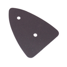 Tail Light/Side Reflector Pad, BSA, Norton, Triumph Motorcycles, 82-8140