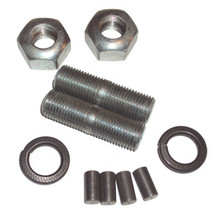Foot Rest Stud Kit, 1969-1970 Triumph 650cc Motorcycles, 21-1800A