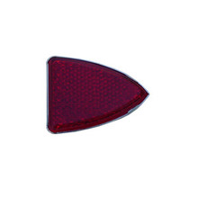 Reflector, Triangle Shaped, Triumph Motorcycles, 99-1030, Emgo