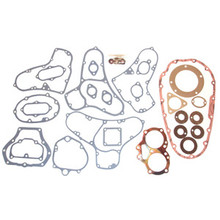 Gasket Set, Complete, 1956-1963 BSA A-10 Motorcycles, 00-3268, 12-325C