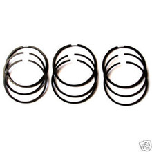 Piston Ring Set, 67mm, BSA Rocket III, Triumph T150 Motorcycles, Emgo 18-89100 JRC 751R/T