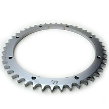 Rear Sprocket,  46 Tooth, 37-1499, Triumph Motorcycles, Emgo 95-95146
