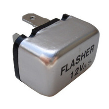 Flasher Unit, BSA, Norton, Triumph Motorcycles, 35048, 062045, 60-2604, 99-1201, Emgo 66-86772