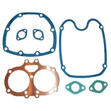 Gasket Set, Top End Only, 1971 and on BSA 6500cc Motorcycles, 00-3176, 12-338D