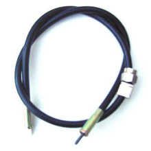 28 in. Tachometer Cable, BSA 1971 BSA Rocket III, Triumph 1966-1973 T100, 1966-1970 TR6 & T120, 1971-1973 T150 Trident Motorcycles, 60-0578, 60-3933, 60-7013, DF9111/0024, Emgo 26-82754