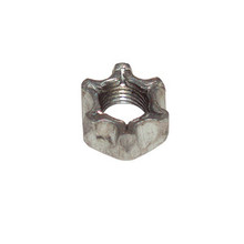 Connector Rod Nut, Triumph 750cc, 21-0549, 60-3761
