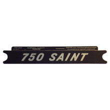 Motif, 750 Saint, Black/Gold, Triumph Motorcycles, 60-4227